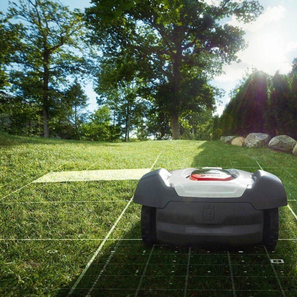 Creamos el mapa de tu jardín con tu robot cortacésped Automower