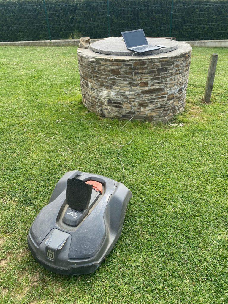 Reparación y mantenimiento de tu robot cortacésped Automower